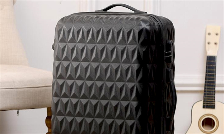 3-Piece Designer Diamond Luggage Set for R1399