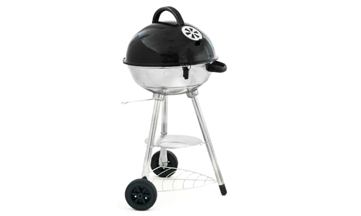 Jamie Oliver Tall Boy Charcoal Braai for R1799