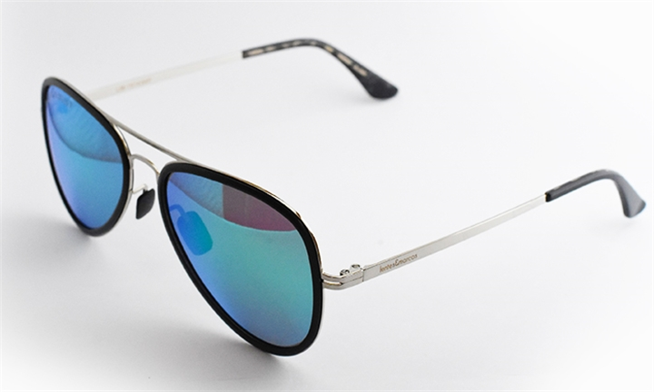 Lentes And Marcos Usera Mirrored Aviator for R600