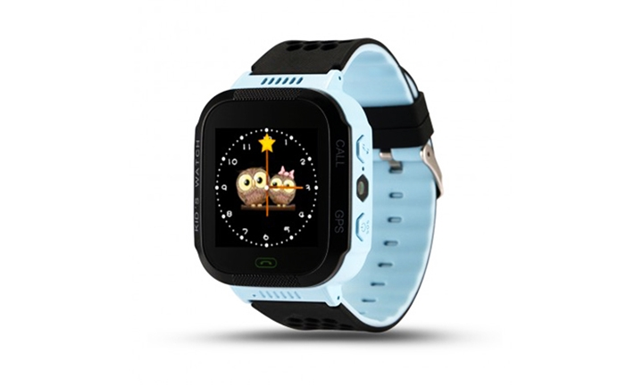 Q528 Kids Smart GPS Tracker Watch with SOS Button, Flashlight, LED Display, Calls & SMS's for R369