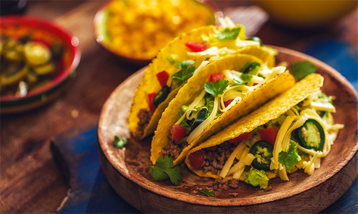 Choice of Authentic Mexican Meal for up to Four at Deez Mexican Bistro