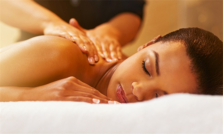 Spa Treatments: Full Body Massage with Indian Head Massage or Pedicure at Heaven on Earth Day Spa
