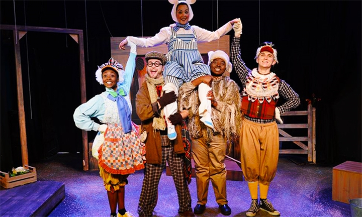 Ticket to Charlotte's Web at the National Children's Theatre