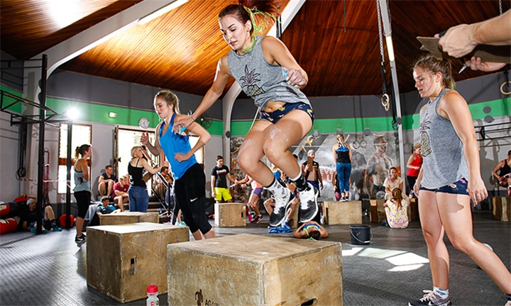 12 x CrossFit Sessions for One Month at CrossFit Brooklyn