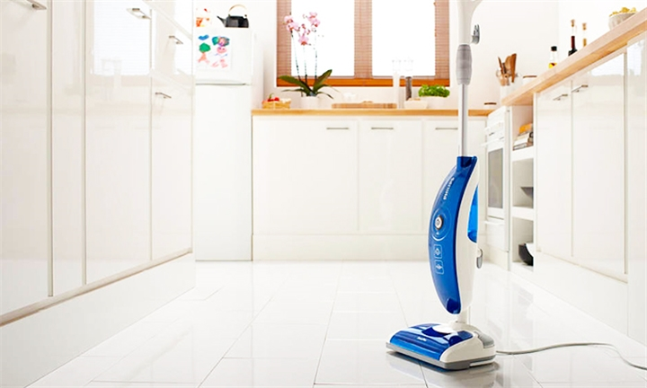 Philips Plus Corded Upright Floor Sweep & Steam Cleaner for R2499
