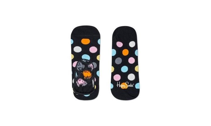 Happy Socks Big Dot Liners for R119