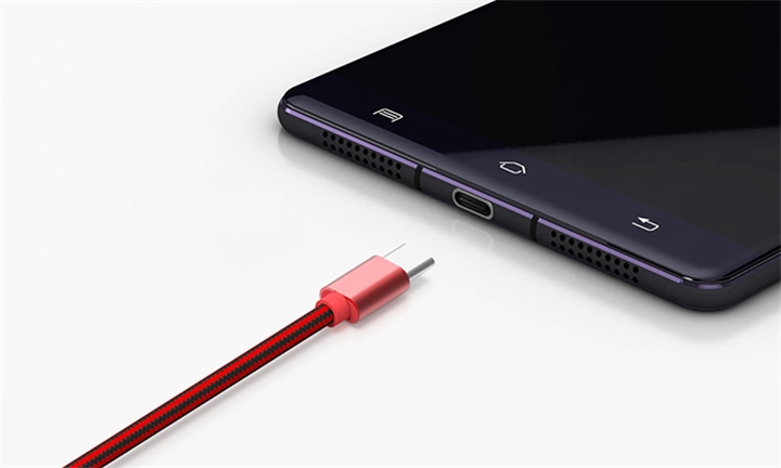 KLASS Paris 1M USB 2.0 Type-C Charge & Data Cable for R99