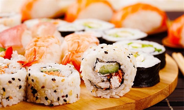 32-Piece Sushi Platter to Share with Yuki Sushi
