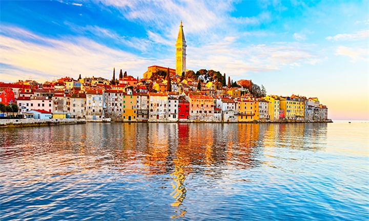 Croatia & Slovenia: 7-Night Stay Including Breakfast, Transfers and Sightseeing