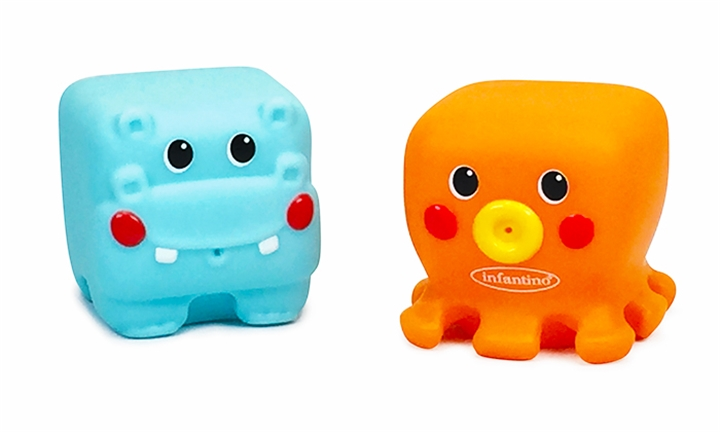 Infantino Squishy Squirt Pals for R69
