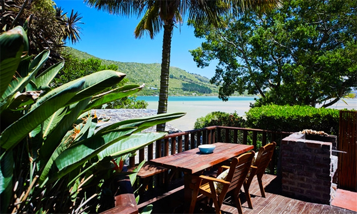 Knysna: 1 or 2-Night Anytime Self-Catering Stay for Two at Under Milkwood – Waterside, Middle or Hillside