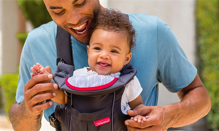 Infantino Swift Classic Baby Carrier for R459