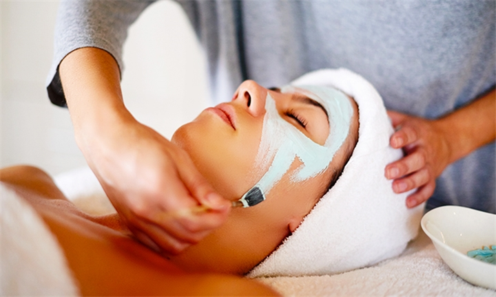 Facial Including Facial Steaming and Massage at Skin and Wellness