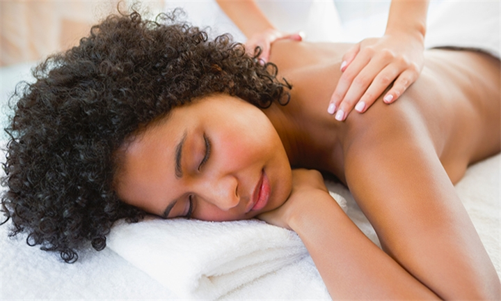 Back, Neck and Shoulder Massage Including Foot Massage for One or Two at Dembalicious, Fourways