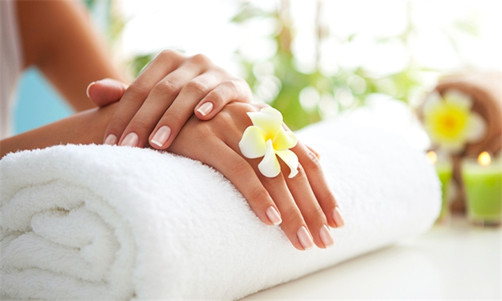 Classic Manicure and/or Pedicure at Sparkle & Glitter Nail Bar