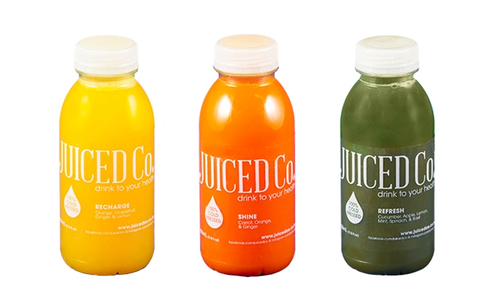 3-Day Juice Detox from Juiced Co
