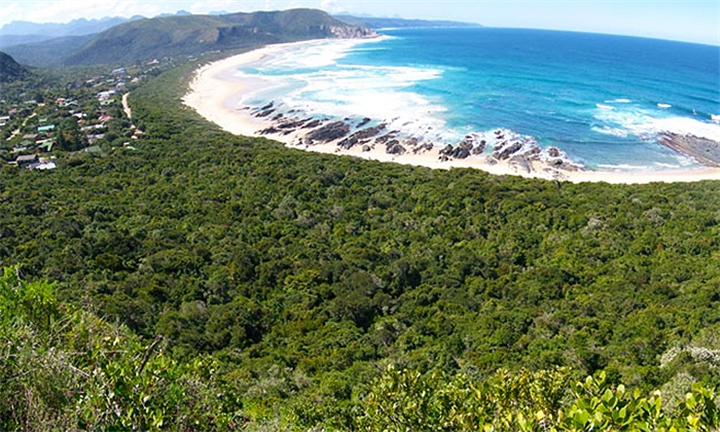 Garden Route: 1 or 2-Night Anytime Stay for Two Including Buffet Breakfast at Face Tranquility B&B