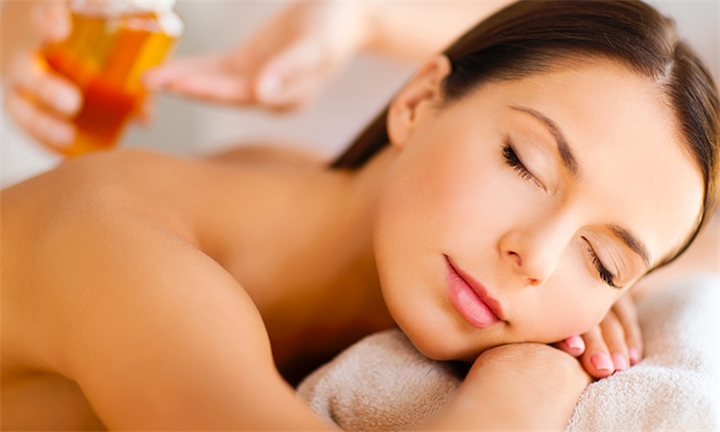 Aromatherapy Full Body Massage with Optional Facial and Relaxing Head Massage at Leap of Faith Creations