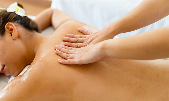 60-Minute Aromatherapy Full Body Including Indian Scalp Massage for One or Two at Shernard Spa