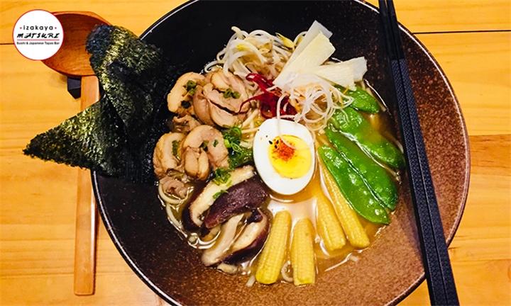 Choice of Ramen for up to Four at Izakaya Matsuri