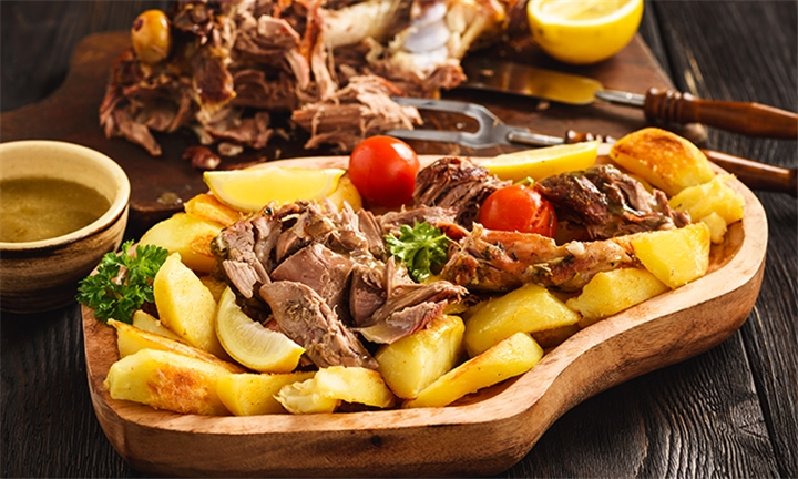 Lamb Spit Braai for up to 15 from Nsika Marketing & Hospitality