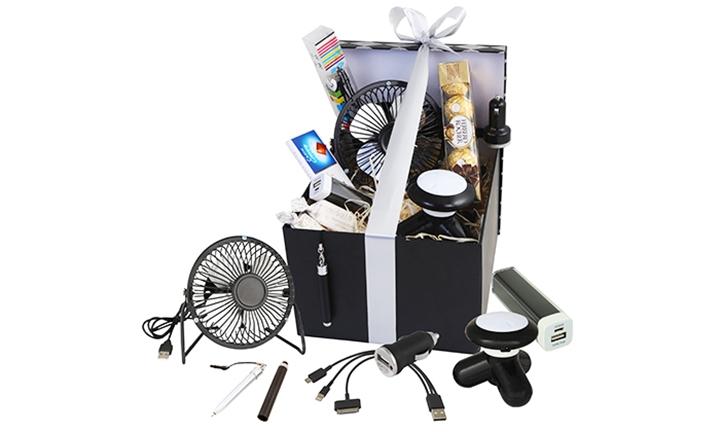 Tech Lovers Gift Hamper for R389