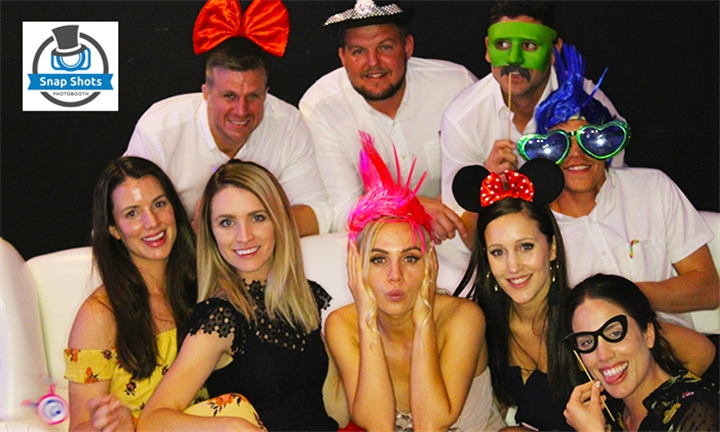 Photo Booth Hire Including Props, All Digital Images, Delivery & Setup from Snap Shots Photo Booth Hire