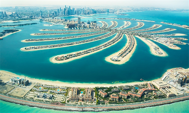 Dubai: 5-Night Stay Including Breakfast, Transfer and Half Day City Tour