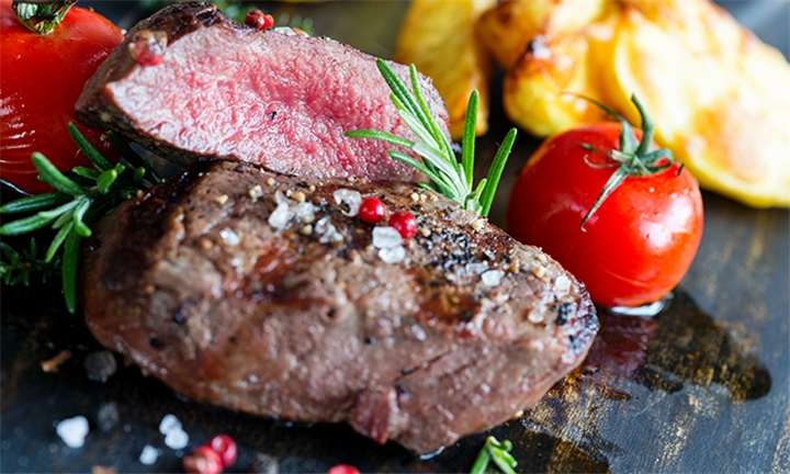 Choice of 250g Fillet Each for Two at GrubsUp at Therapy