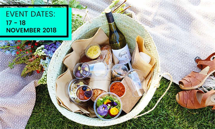 Picnic Basket for Two Including a Bottle of Wine to Share and Entry to See Brian Mcfadden (ex West Life) at Spier Wine Farm