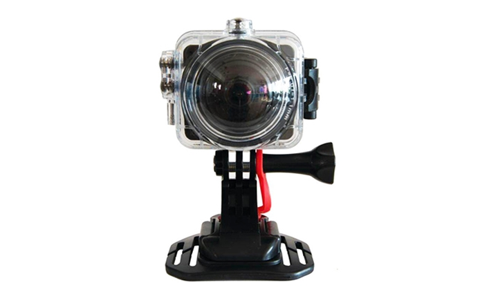 3SIXT 360 Full HD Sports Action Camera with WiFi + 30 Day FREE Cover for R1999*