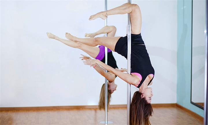 Pole Dancing Workshop at i-Pole Dancing Studio for up to Six