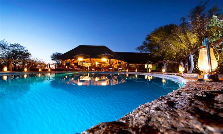 North West: 2-Night Weekend or Weekday Stay for Two Including Meals, Welcome Drinks and 2 x Game Drives at Thaba Khaya Lodge