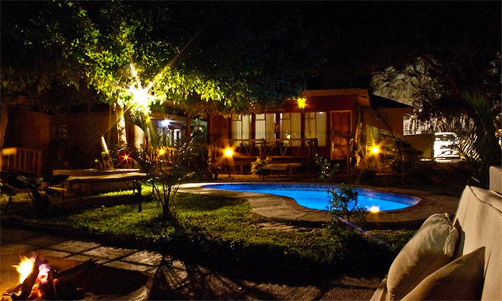 Botswana: 7-Night Stay for Two Including Breakfast and Airport Shuttle at Rivernest Boutique Cottages