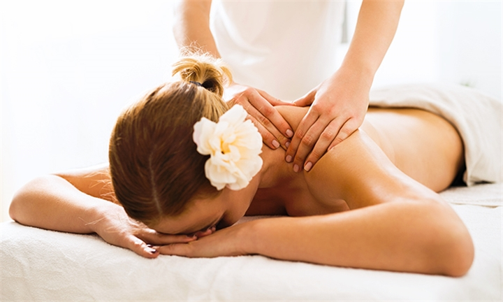 60-Minute Full Body Massage with Optional Basic Pedicure for One or Two at Jean Bare Waterkloof