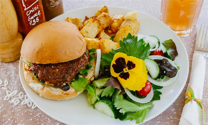 Choice of Specialty Burger Each for up to Six at Good Thyme Living