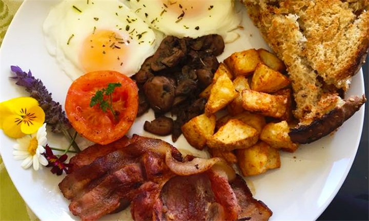 Choice of Breakfast for up to Six at Good Thyme