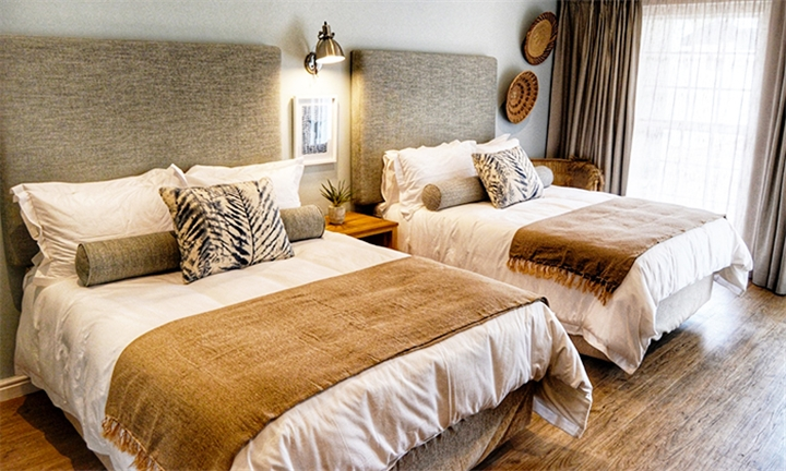 Western Cape: 1 or 2-Night Anytime Stay for up to Four in a Luxury, Superior or Family Room at Monte Vista Boutique Hotel