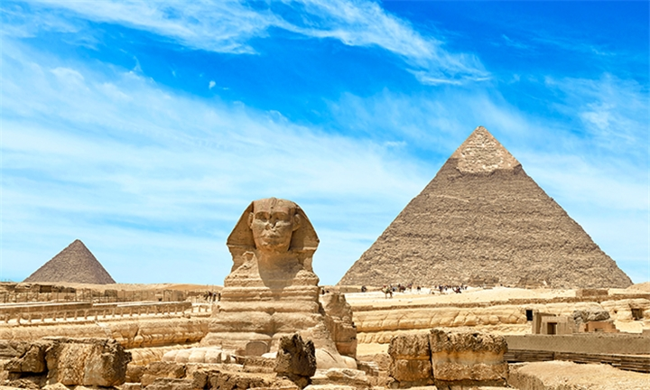 Cairo: 4-Night Stay in 5-Star Accommodation Including Return Flights, Taxes and Breakfast