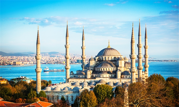 Istanbul: 4-Night Stay Including Flights from JHB, Turkish Visa and Breakfast