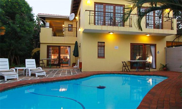 KwaZulu-Natal: 1 or 2-Night Midweek Stay for Two at Tuksumduin Guesthouse