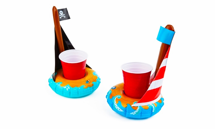 BigMouth Beverage Boats (Sail Boats) for R199