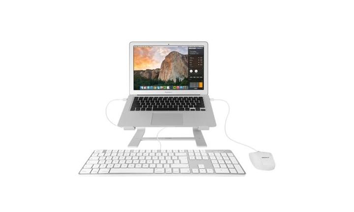 Macally 104 Key Ultra Slim USB Keyboard (Mac) for R749
