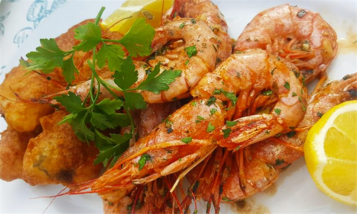 Choice of Combo Meal Each for Two at The Deckhouse – Crab Shack and BBQ