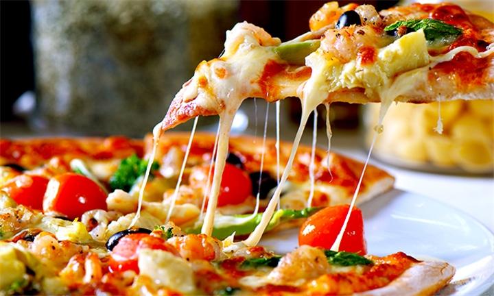 Choice of 2 x Gourmet Pizzas at MonkeyBluz Restaurant and Cocktail Bar