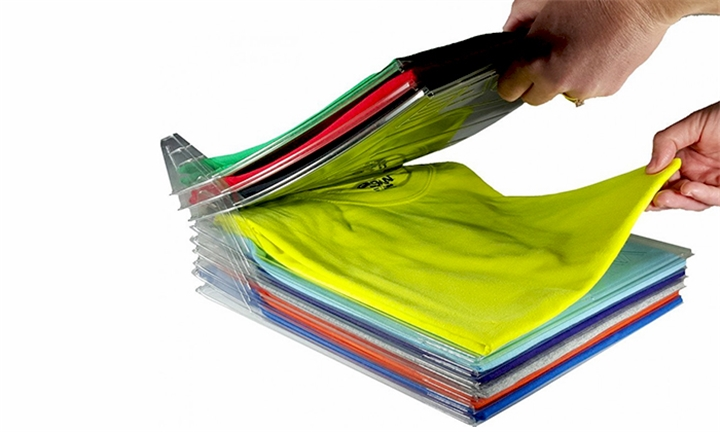 T-Shirt Organisers for R129