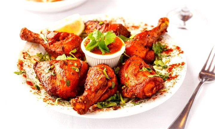 26, 29 or 52-Piece Tandoori Platter to Share for up to Four at Dakshin Restaurant