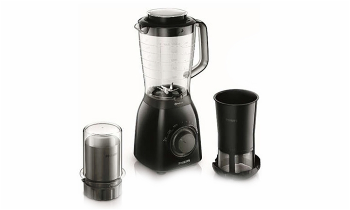 Philips - Viva Collection 2L Blender (Black) for R799