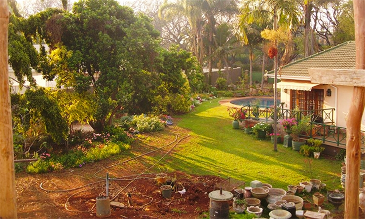 Zimbabwe: 1 or 2-Night Anytime Stay for Two at 12 Fleetwood Guesthouse