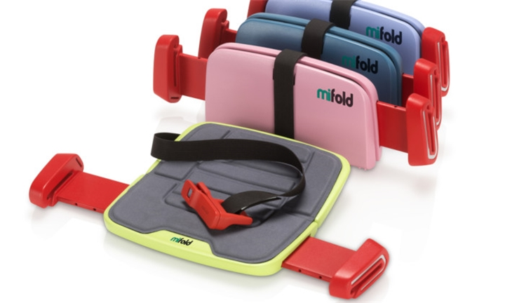 Mifold Grab & Go Car Booster Seat for R649